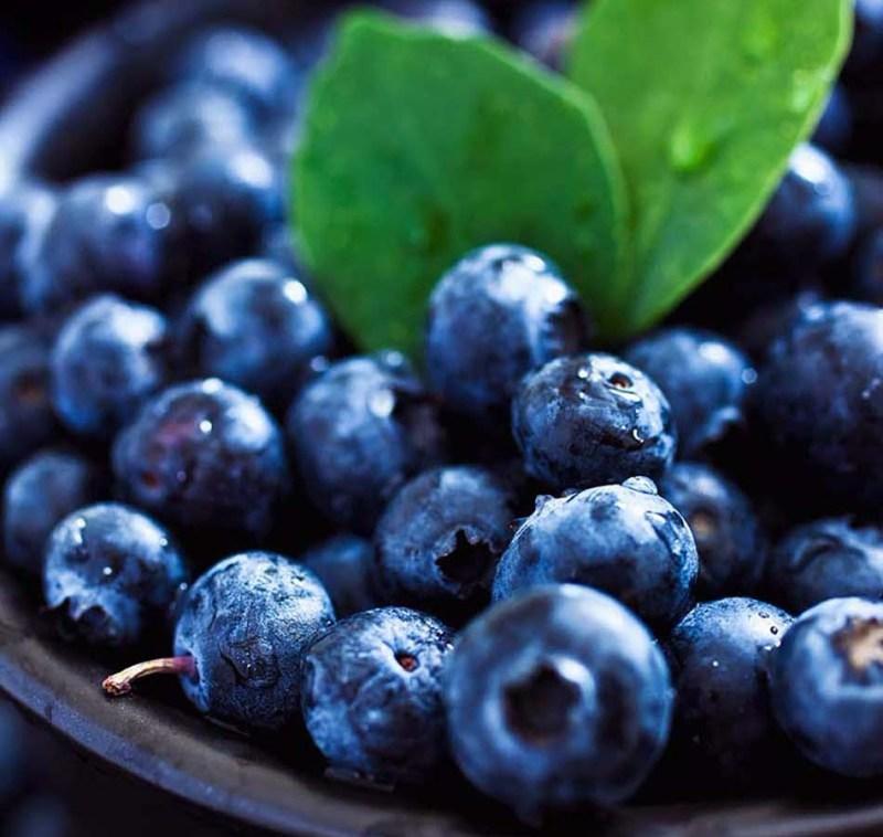 blueberries for energy