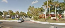 Osswald Park Entrance at 2220 NW 21st Avenue Fort Lauderdale, FL 33311