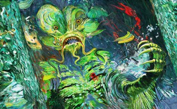 Awakening Upon Death of the Bride of the Creature