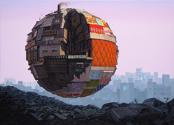 Masakatsu-Sashie-Floating-Spheres-2