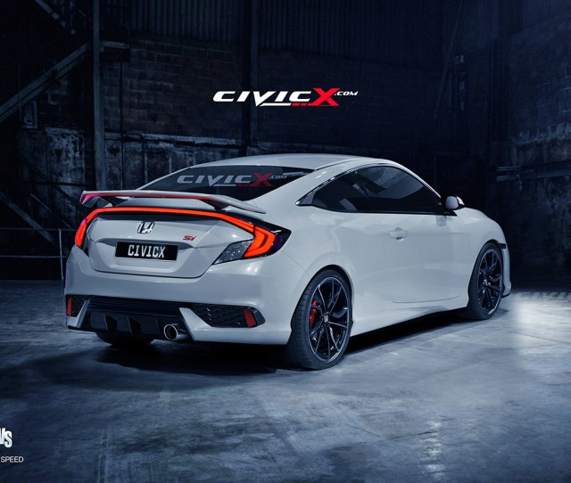 Is The 2017 Honda Civic Si Just A 230 Hp Detuned Type R