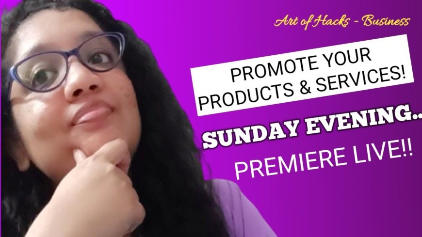FREE PROMOTION FOR AN HOUR! SPAM FREE Link below