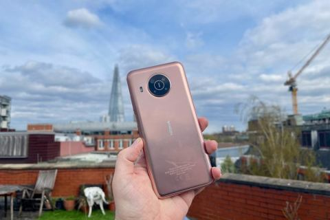 Nokia X20 Review: Hands on,  Max Parker