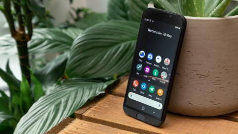 Doro 8050 review: Android for the advanced in age,  Ben Johnston