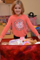 Donating Toys Before the Holidays with Help From Your Kids.