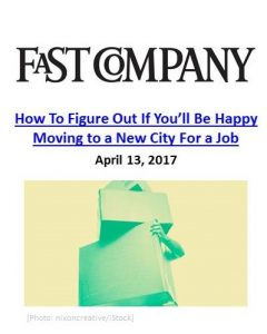 Fast Company_ How To Figure Out If You'll Be Happy Moving To a New City For a Job