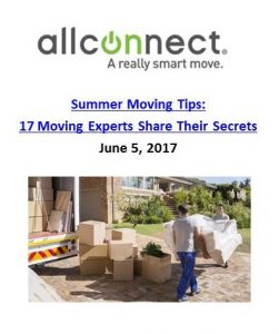 AllConnect_Summer Moving Tips 17 Moving Experts Share Their Secrets