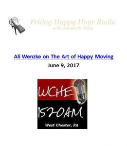 Friday Happy Hour with Anne Marie Kelly