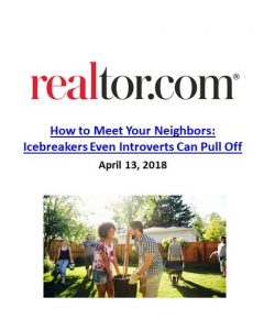 Realtor.com_How to Meet Your Neighbors