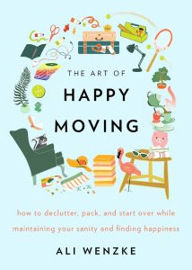 The Art of Happy Moving_Book Cover