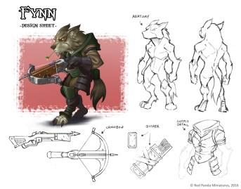 Fynn - Design Sheet
