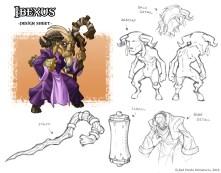 Ibexus - Design Sheet