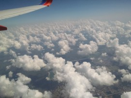 A short flight to Tampa started my summer vacation.