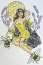 Bettie Page and the Bees