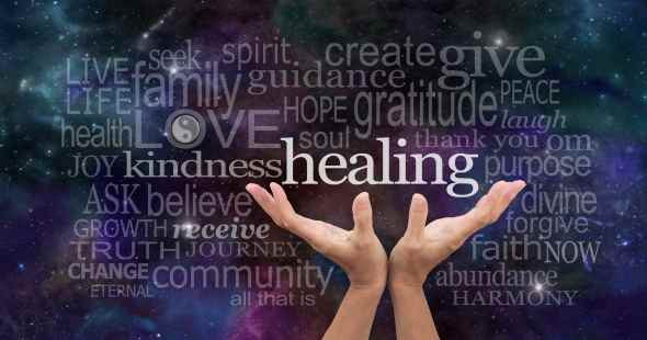 Infinite Healing Words