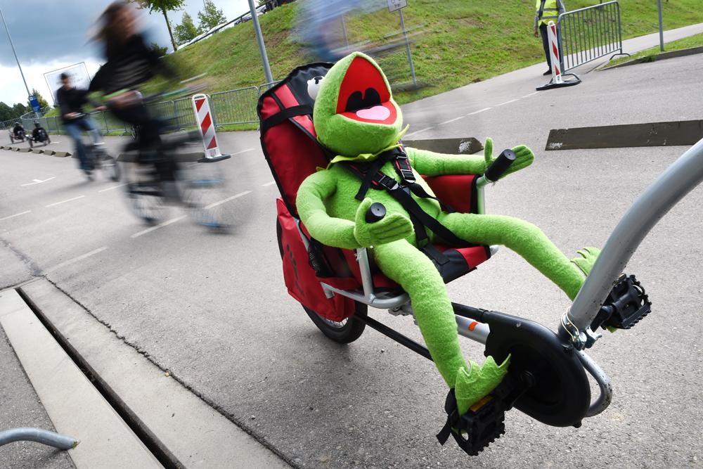 Eurobike Testparcours