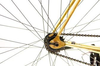 "Gorilla . urban cycling Bikes ""Lama 24-Gold"""