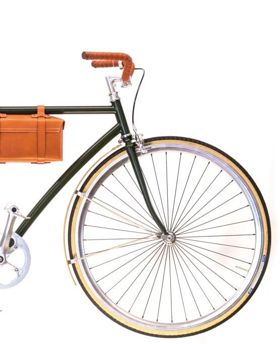 """Gorilla . urban cycling Bikes """"Lama Racinggreen"""