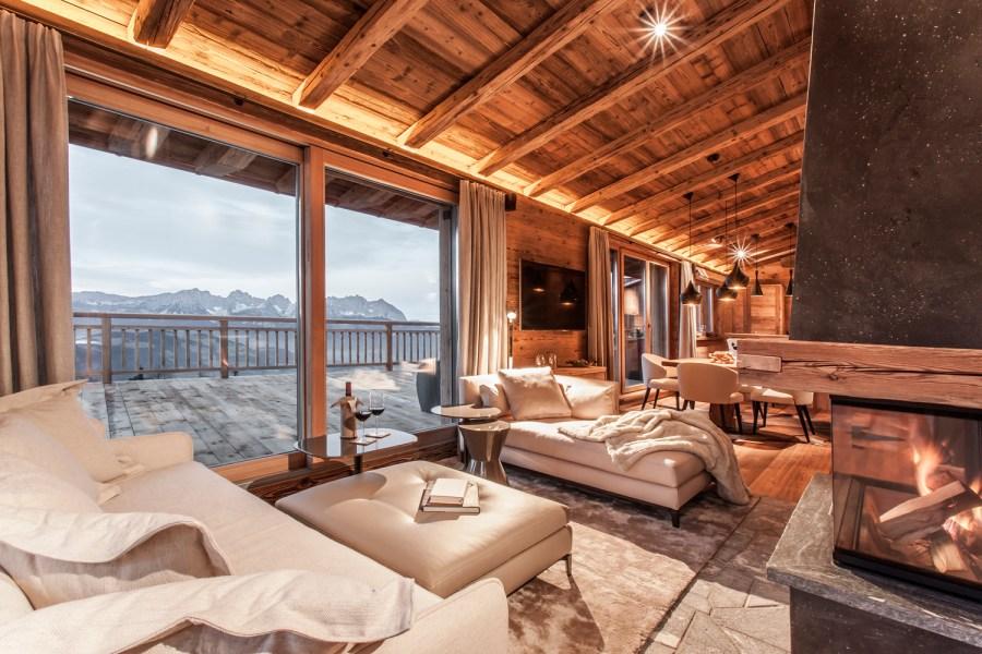 Hahnenkamm Lodge - Luxusaussicht - Luxussuiten
