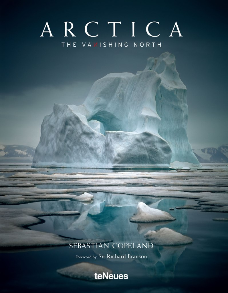 Copeland Arctica book