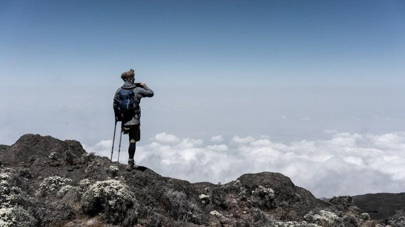 Tom Belz, Kilimandscharo, Sommer 19