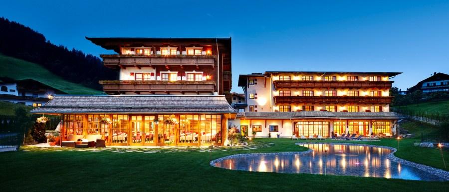 Im Ayurveda Resort Sonnhof trifft traditionelles Ayurveda aus Indien auf Tiroler Flair.