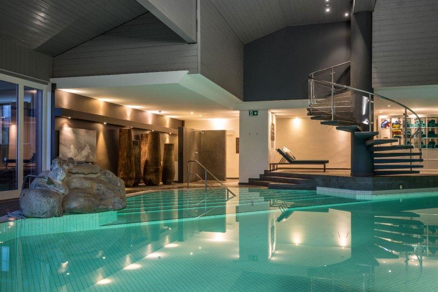 HUUS Wellness Schwimmbad