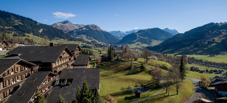 HUUS - eingebettet in die Gstaader Bergwelt