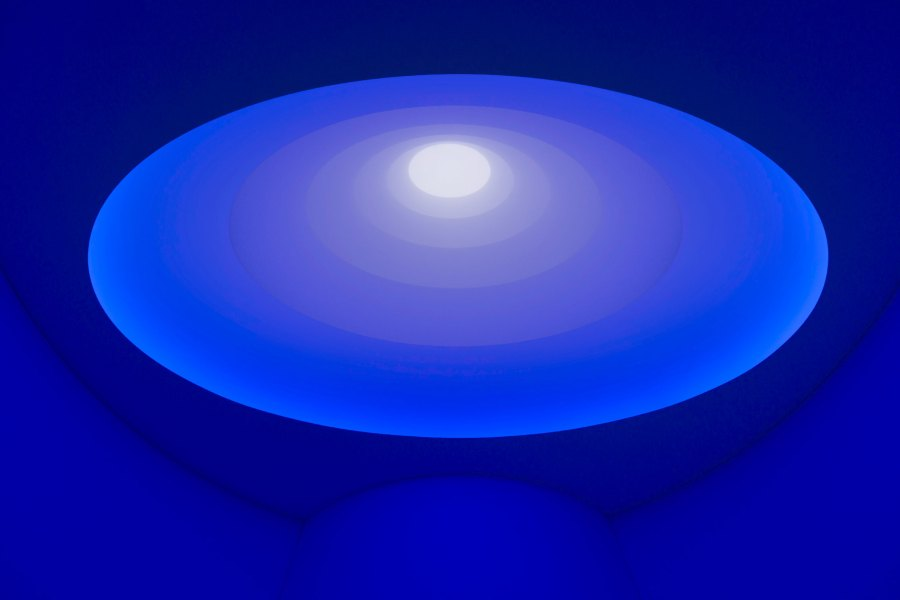JamesTurrell Guggenheim Museum Aten-Reign_2013 (Foto D.Heald)