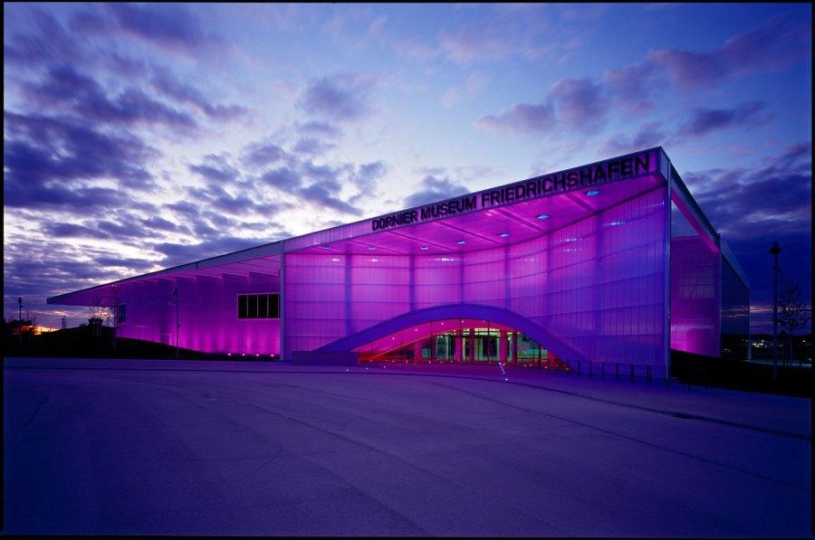 James Turrell Dornier Museum Friedrichshafen