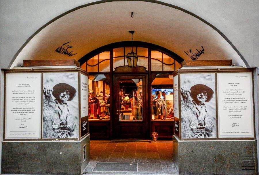 Meran – einer von vielen LUIS TRENKER Stores