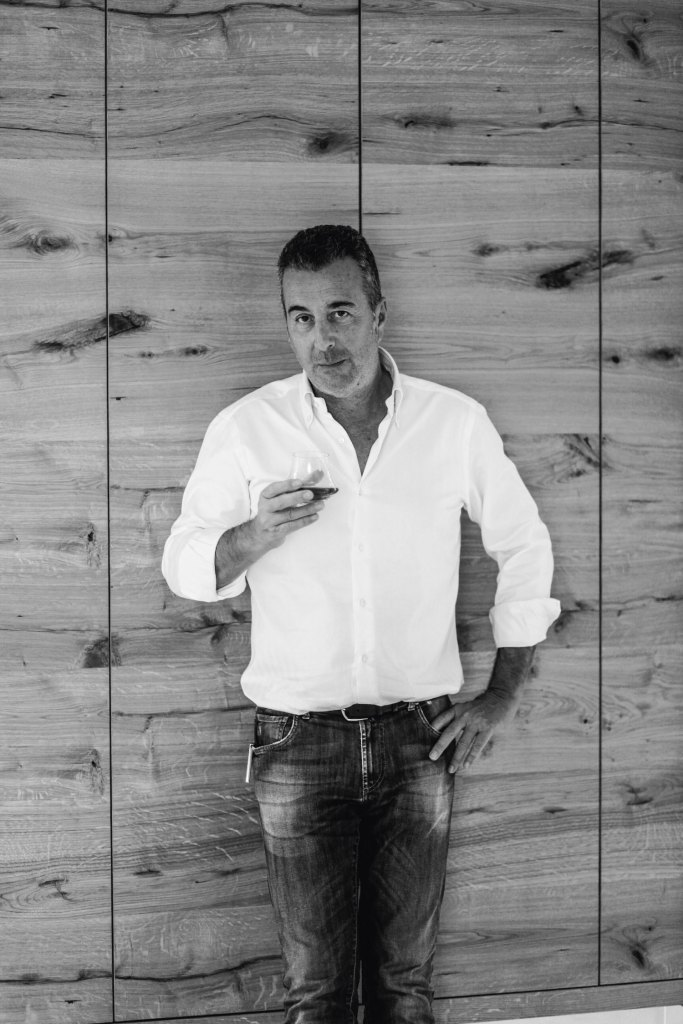 Fabio Rossi - weltweit  immer auf der Suche nach dem besten Rum