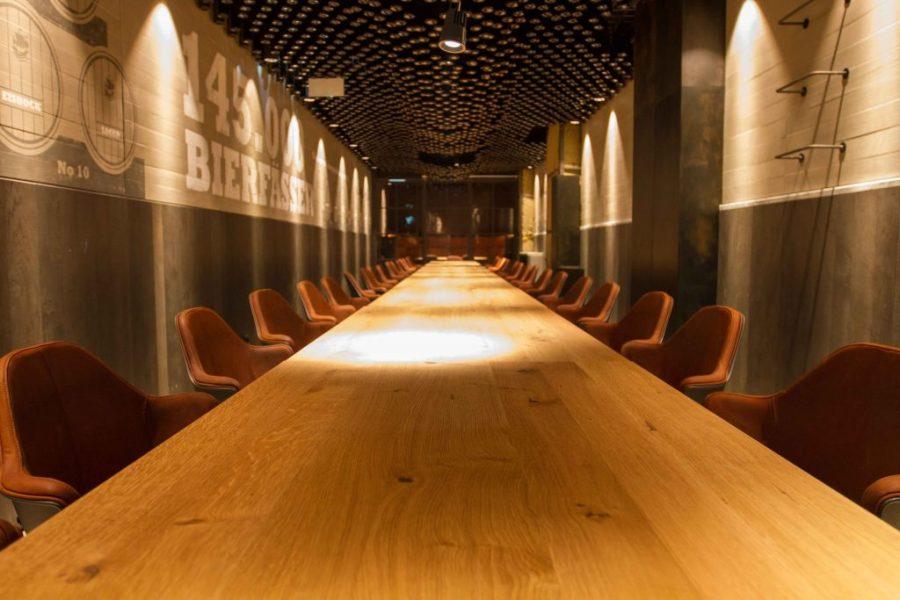 Wagner Chairs in der Störtebeker Elbphilharmonie