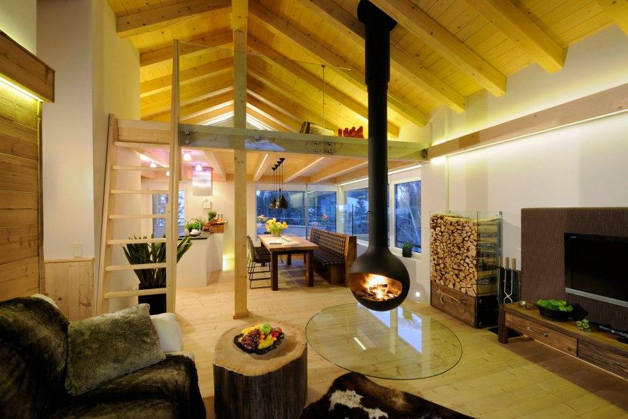 Panoramafenster und viele Extras mehr bieten Wohngenuss auf höchstem Niveau.