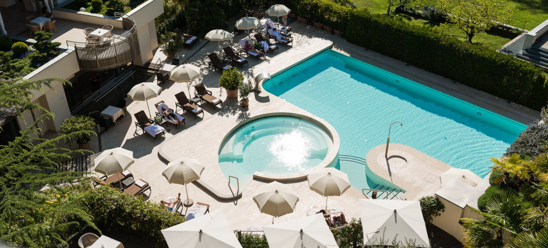 Hotel Mignon Pool