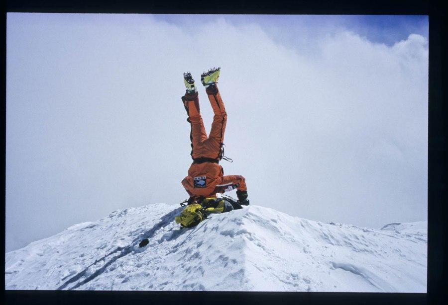 Als erstem Bergsteiger der Welt gelang Hans Kammerlander eine der beiden Versionen der Seven Second Summits, also der jeweils zweithöchsten Berge aller sieben Kontinente.