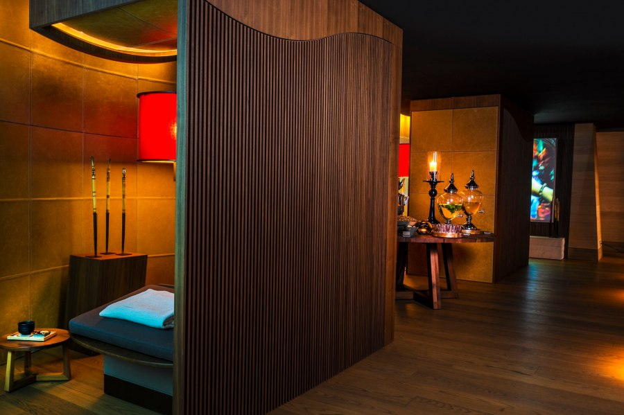 The Chedi Relaxation Lounge.