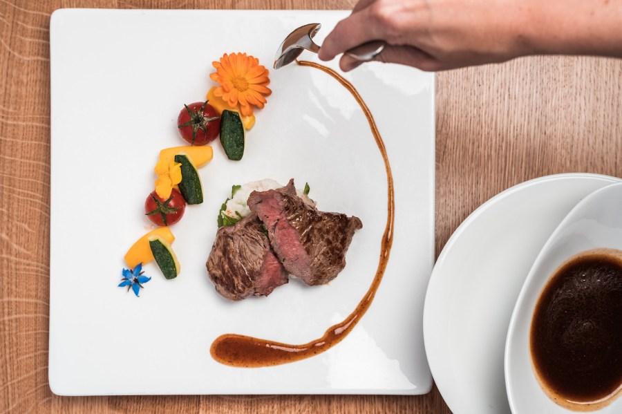 Restaurant Food Kesslers Walsereck