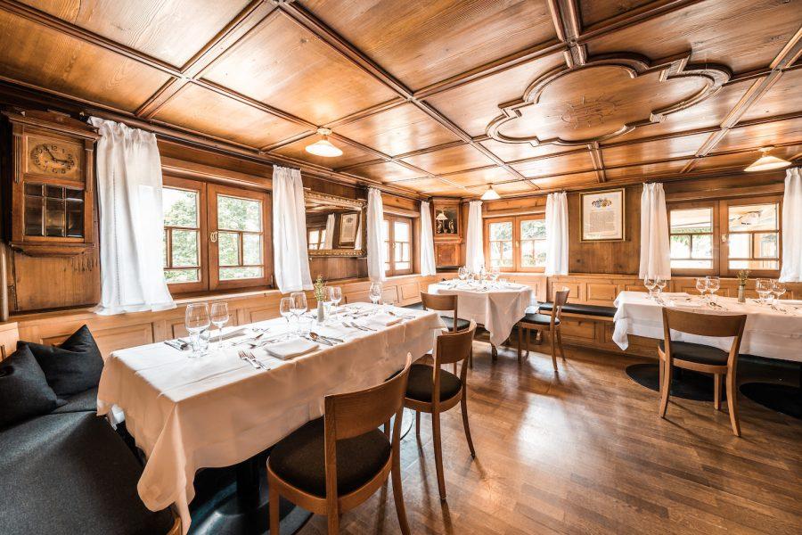 Chesa Valisa Restaurant Kesslers Walsereck
