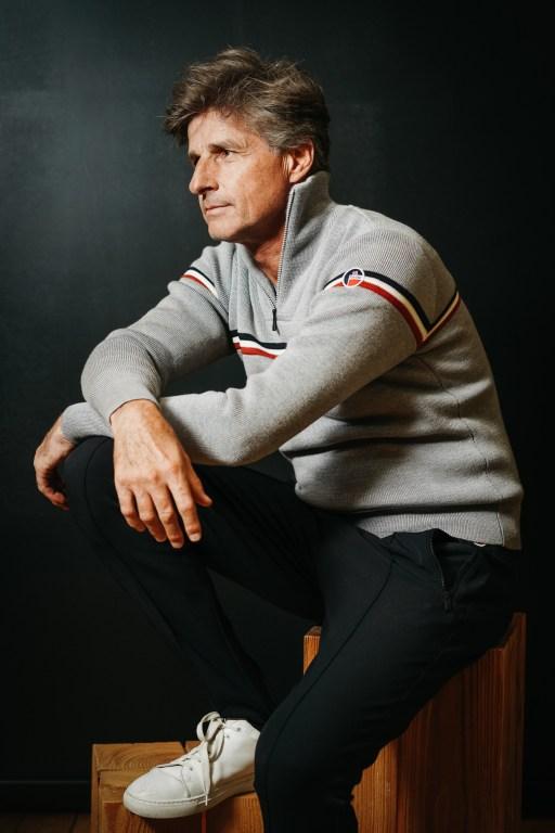 Alexandre Fauvet CEO Fusalp