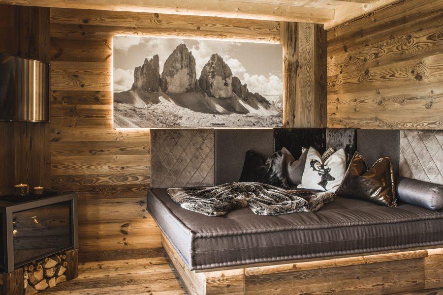 Reinhold-Messner-Chalet im Chalet Resort ZU KIRCHWIES