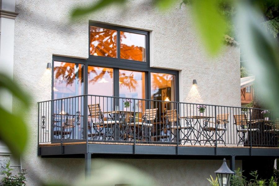 Suiten im Schloss Plars.