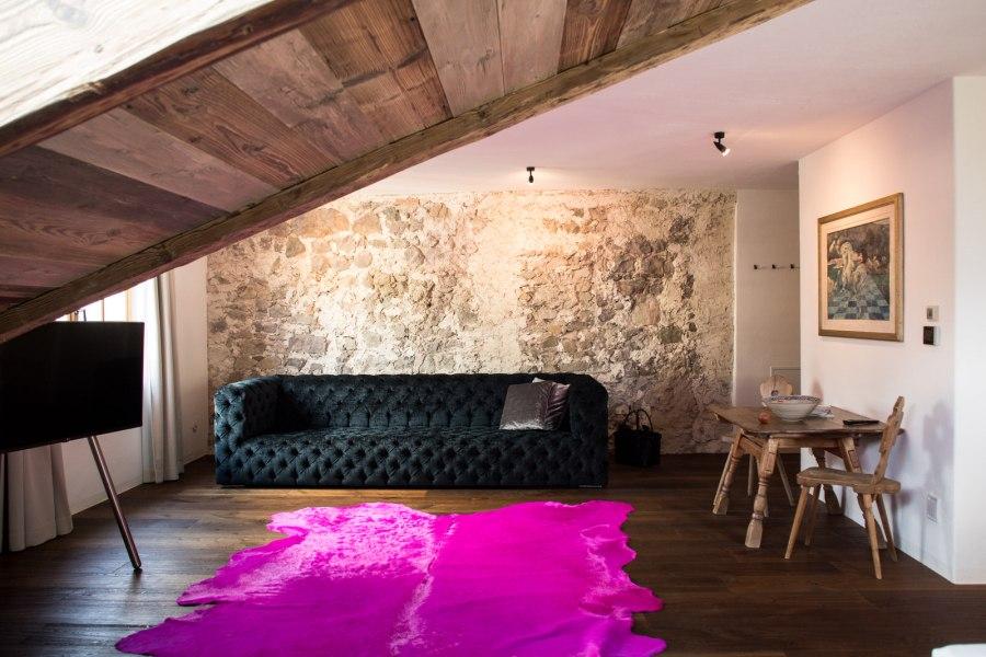 Suite Nachtigall im Romantik Hotel Turm