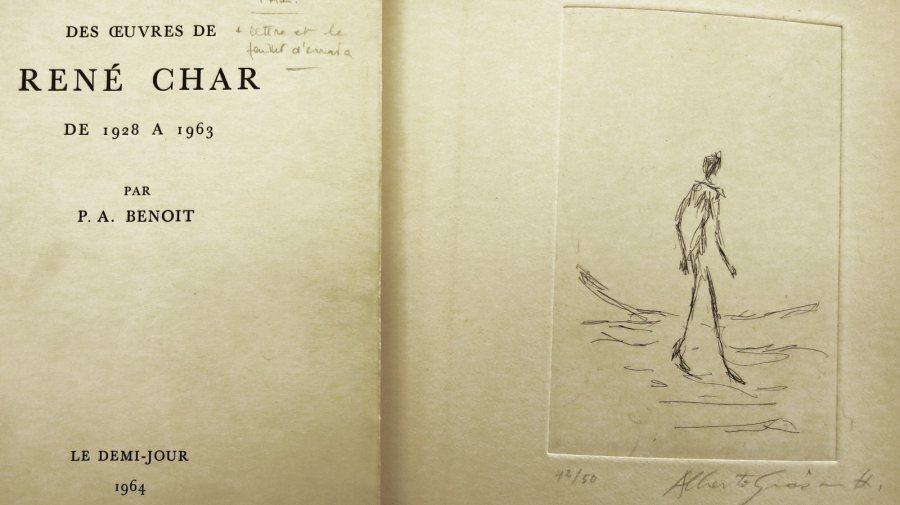 Skizzen Alberto Giacometti
