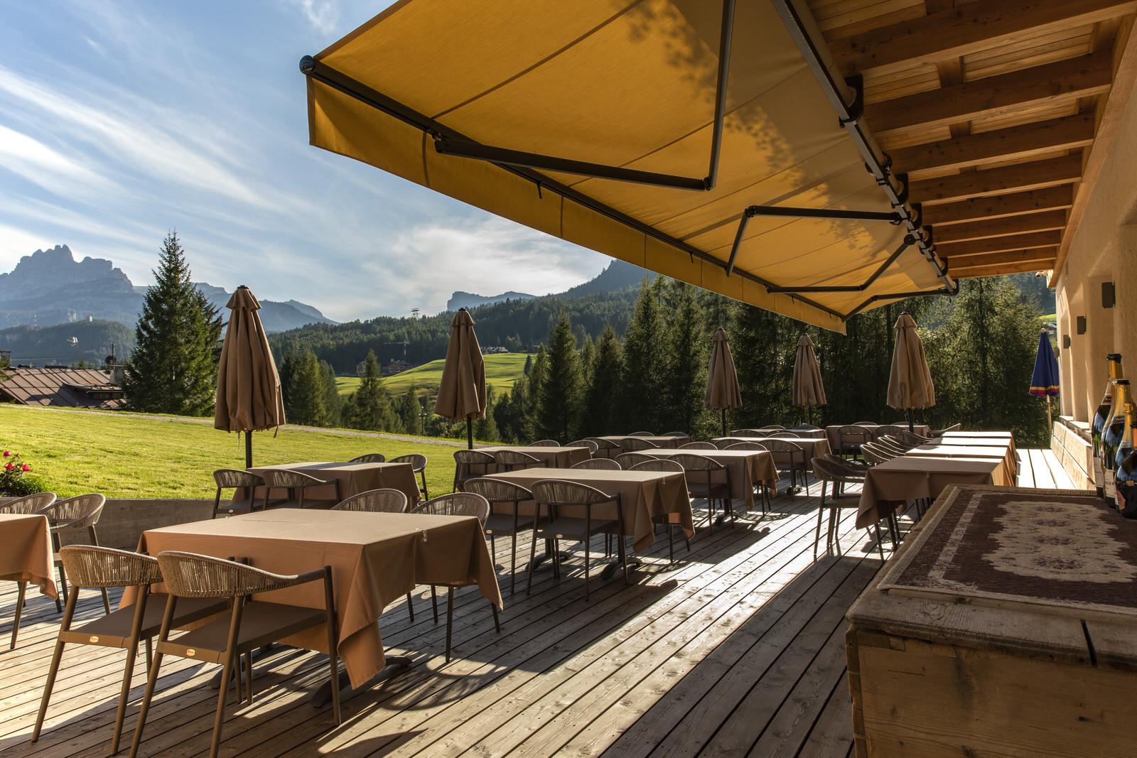 Dolomiti Lodge Restaurant T
