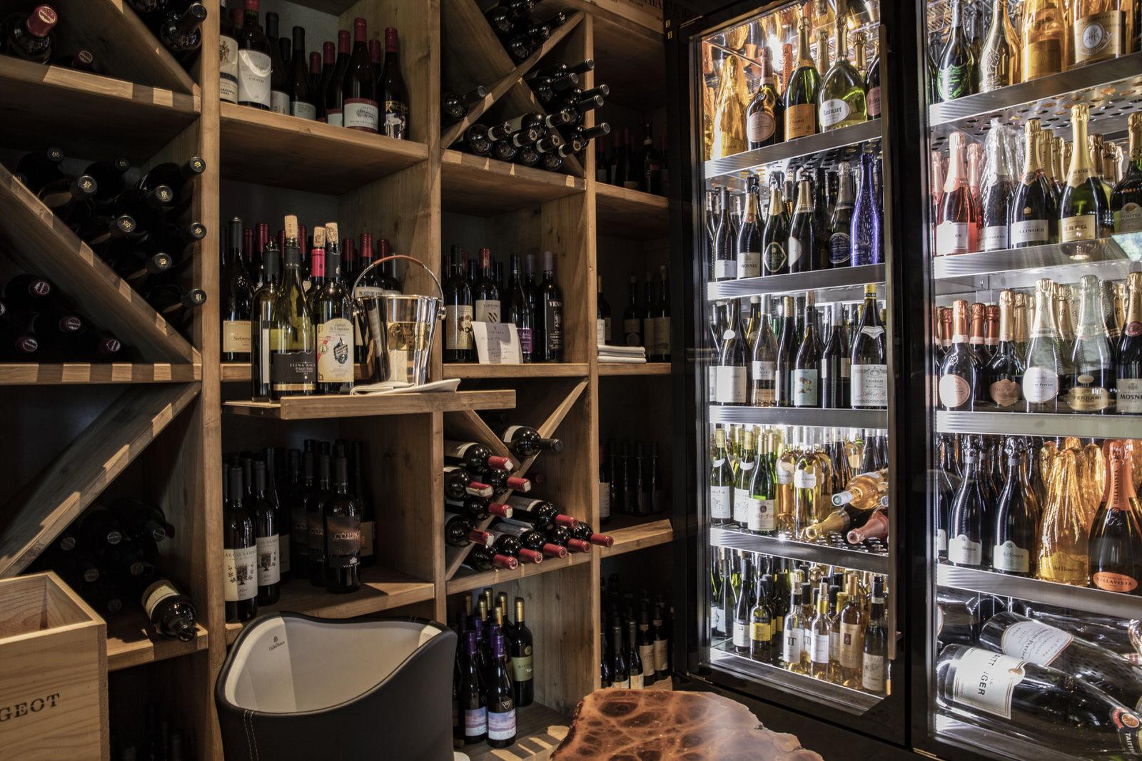 Dolomiti Lodge Weinauswahl