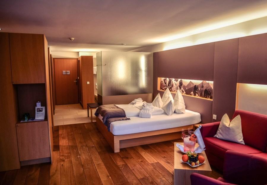 Zimmer im Hotel Sonne