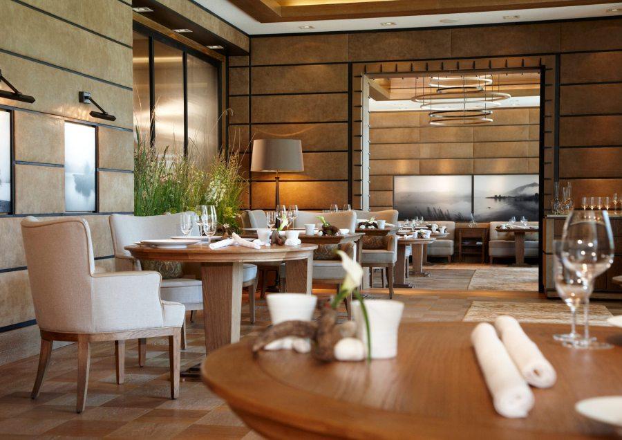 Restaurant Überfahrt im Althoff Seehotel Überfahrt