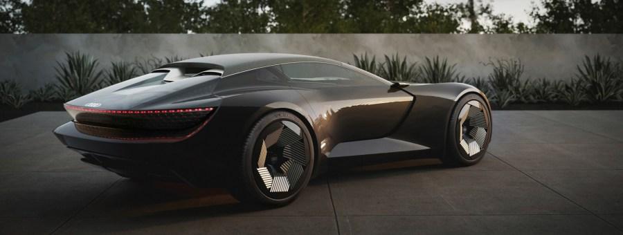 Audi skysphere concep