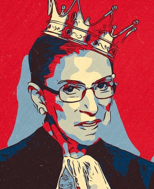 Words for Women Business Owners, Inspired by RBG